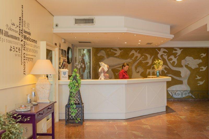 Tropico Playa Lounge/Empfang