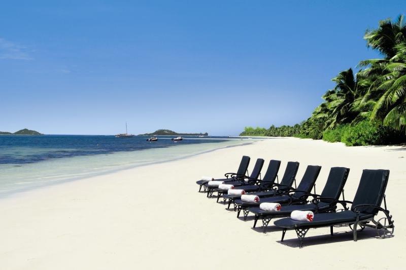 Le Relax Beach PraslinStrand
