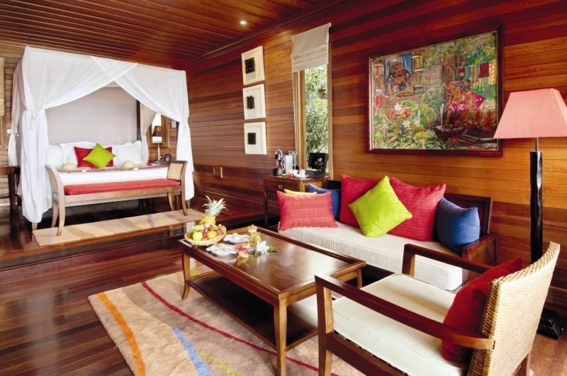 Hilton Seychelles Northolme Resort & SpaLounge/Empfang