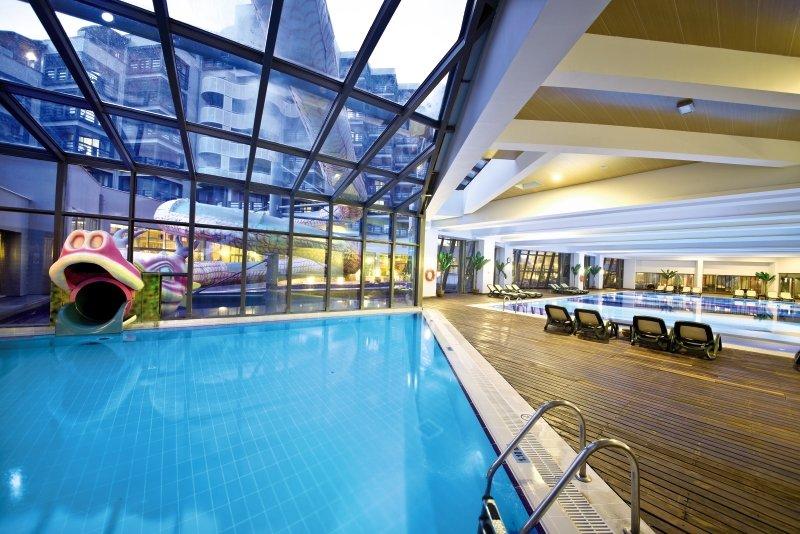 Limak Lara de Luxe & ResortPool