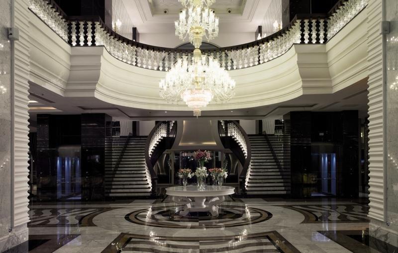 Alva Donna Exclusive Hotel & SpaLounge/Empfang