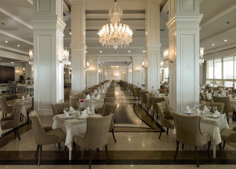 Alva Donna Exclusive Hotel & SpaRestaurant