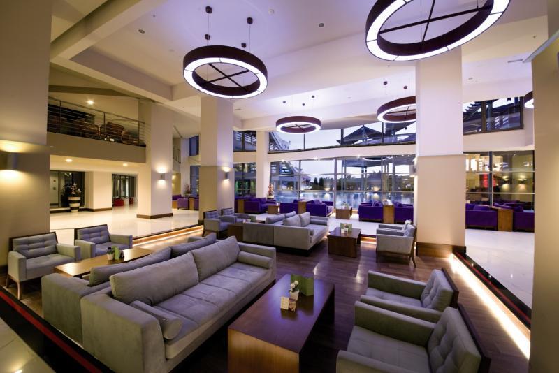 Limak Lara de Luxe & ResortLounge/Empfang