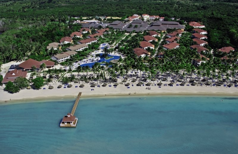 Grand Bahia Principe La RomanaAuߟenaufnahme