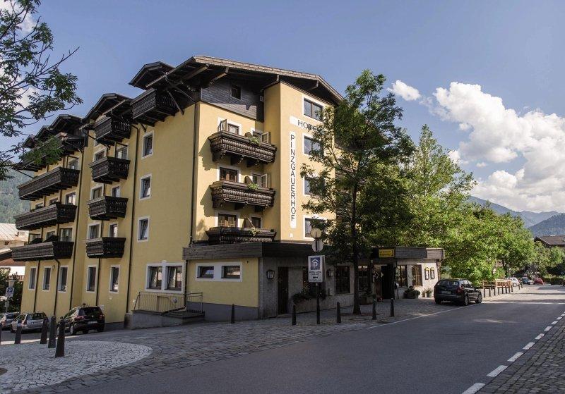 Pinzgauerhof Außenaufnahme