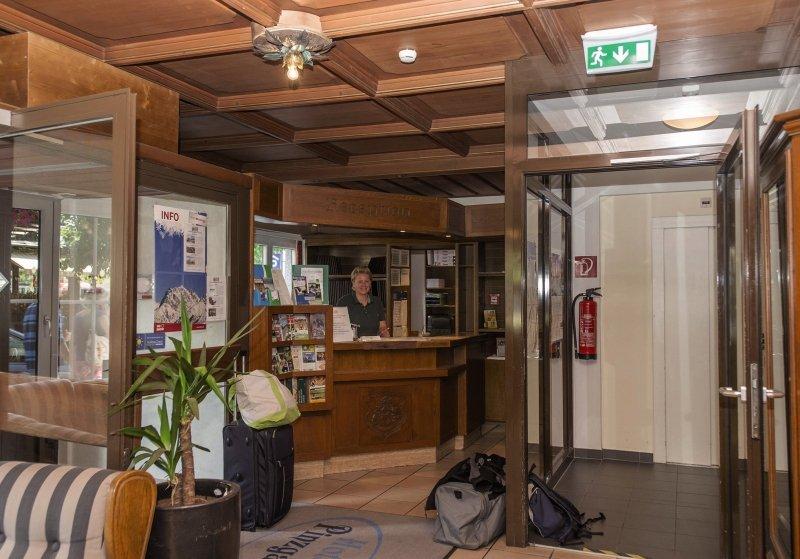 Pinzgauerhof Lounge/Empfang