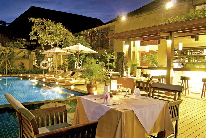 Kamuela Villas & Suites Sanur Restaurant