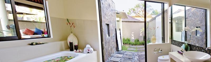 Kamuela Villas & Suites Sanur Wohnbeispiel