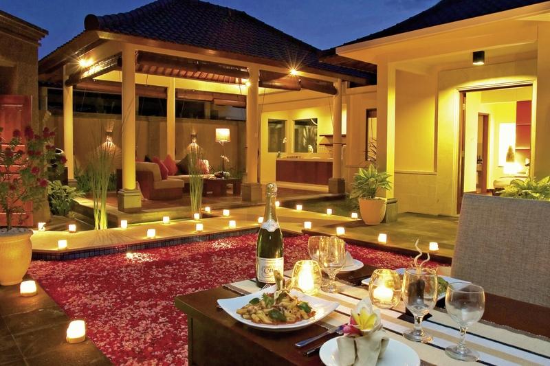 Kamuela Villas & Suites Sanur Terrasse