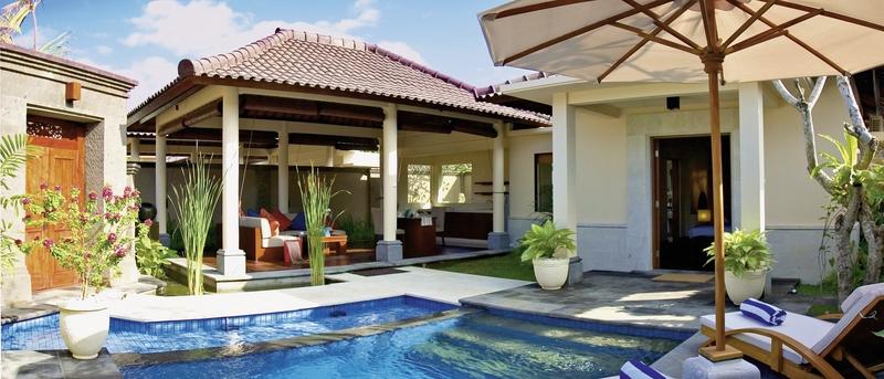 Kamuela Villas & Suites Sanur Außenaufnahme