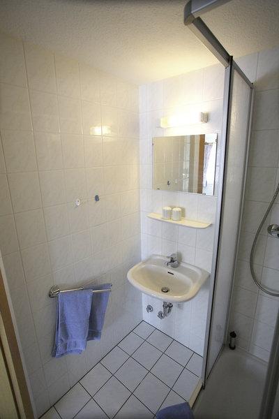 Gutshaus Kajahn Badezimmer