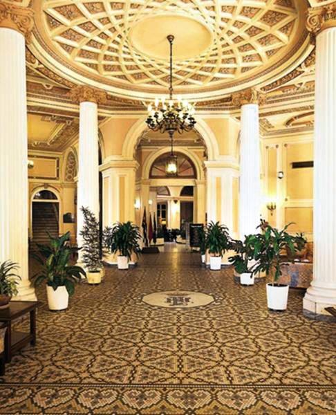 Gran Caribe Hotel Plaza Lounge/Empfang