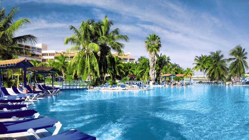 Barcelo Solymar & Arenas Blancas Resort Pool