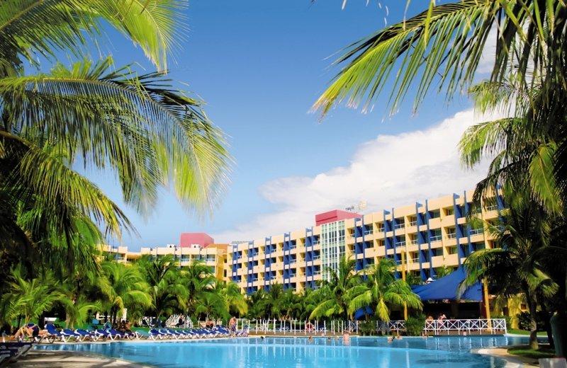 Barcelo Solymar & Arenas Blancas Resort Außenaufnahme