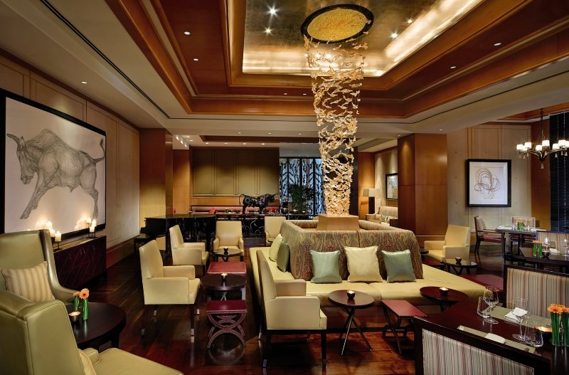 The Ritz-Carlton, Dubai International Financial Centre Lounge/Empfang