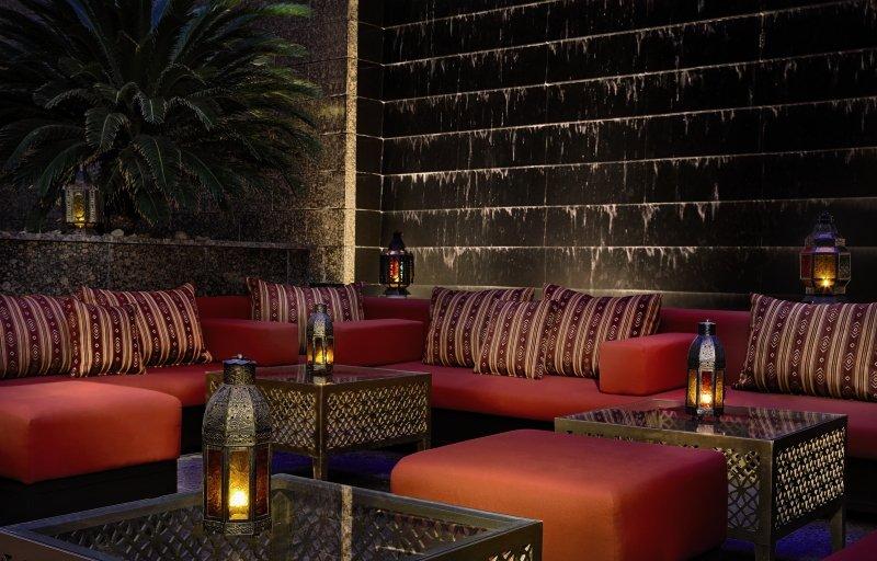 The Ritz-Carlton, Dubai International Financial Centre Garten