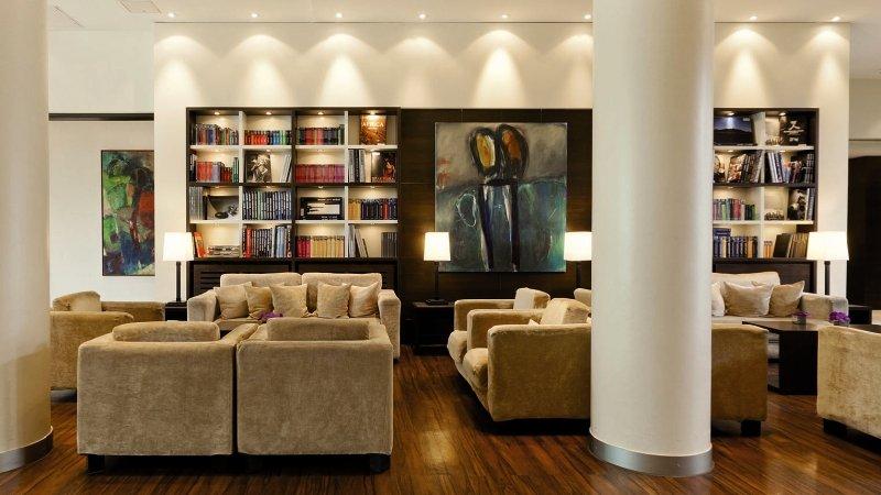 Ameron Hotel Abion Spreebogen Lounge/Empfang