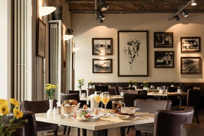 Ameron Hotel Abion Spreebogen Frühstücksraum