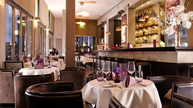 Ameron Hotel Abion Spreebogen Restaurant
