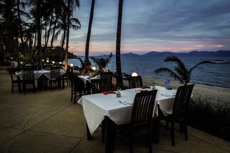 Coco Palm Beach Resort SamuiRestaurant