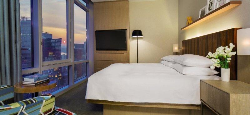 Fifty Hotel & Suites by Affinia Hotel Wohnbeispiel