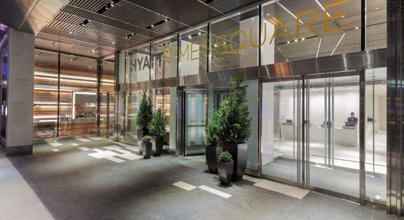 Fifty Hotel & Suites by Affinia Hotel Außenaufnahme