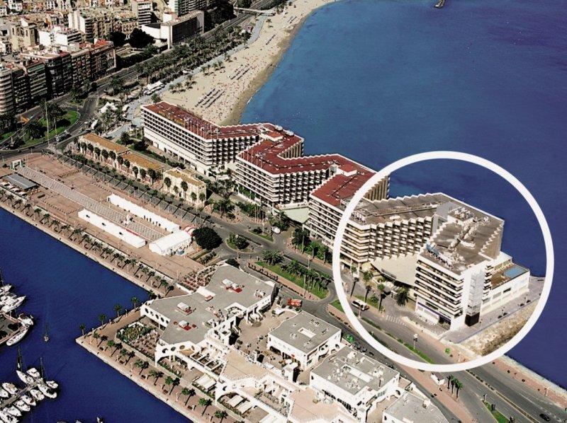 Suites Del Mar Außenaufnahme
