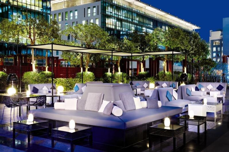The Ritz-Carlton, Dubai International Financial Centre Terrasse