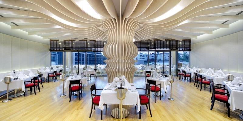 The Sense De Luxe Restaurant