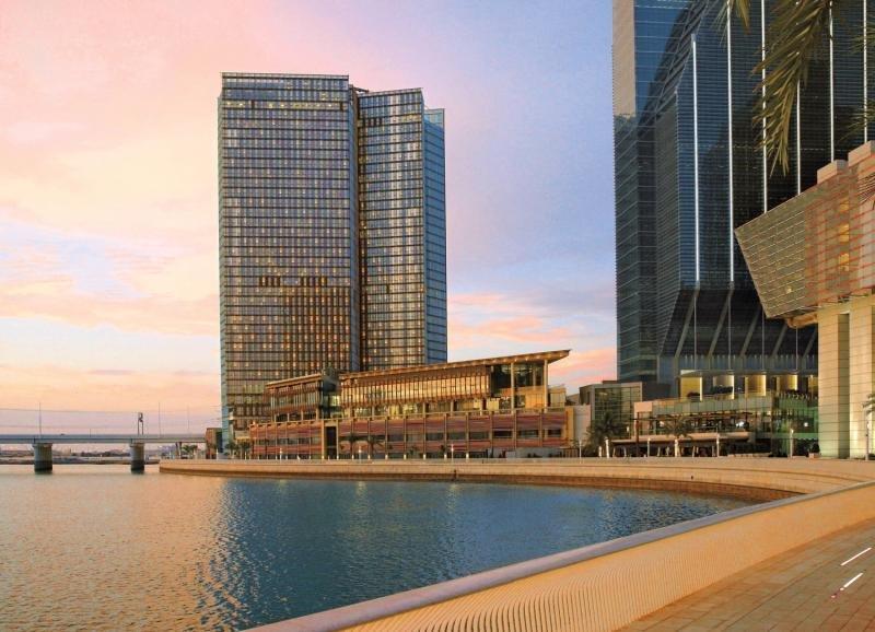 Four Seasons Hotel Abu Dhabi at Al Maryah Island Außenaufnahme