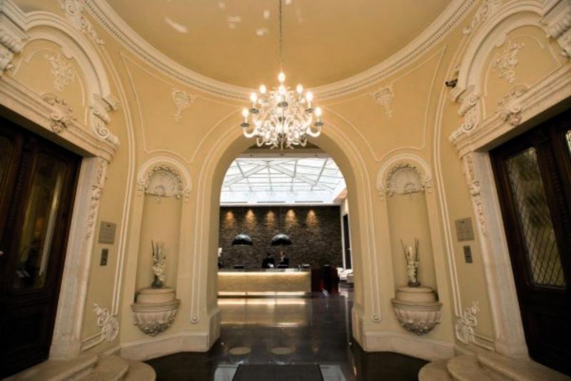Palazzo Zichy Lounge/Empfang