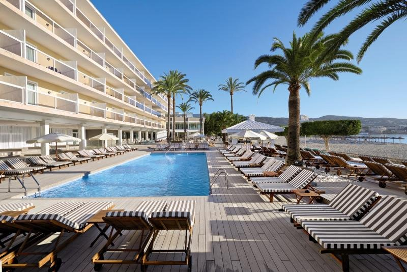 Sol Beach House Mallorca - Erwachsenenhotel ab 16 Jahren Pool