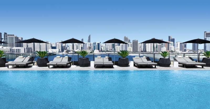 Four Seasons Hotel Abu Dhabi at Al Maryah Island Pool