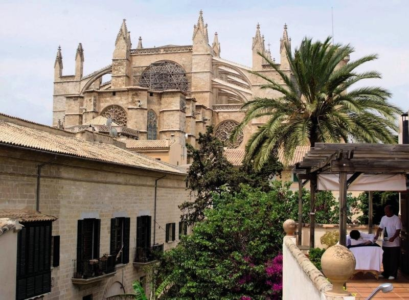 Palacio Ca Sa Galesa Außenaufnahme