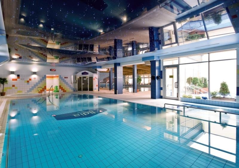 Lidia Spa & Wellness Hallenbad