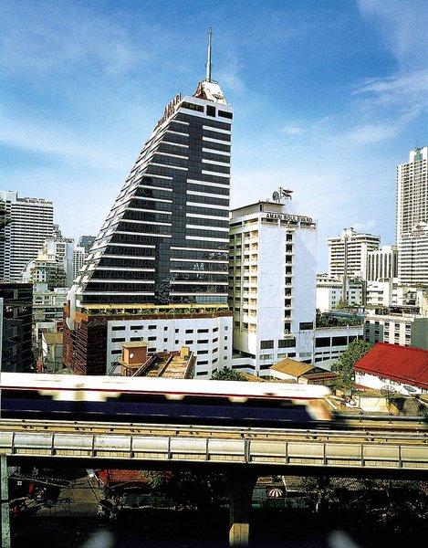 Boulevard Hotel Bangkok Außenaufnahme