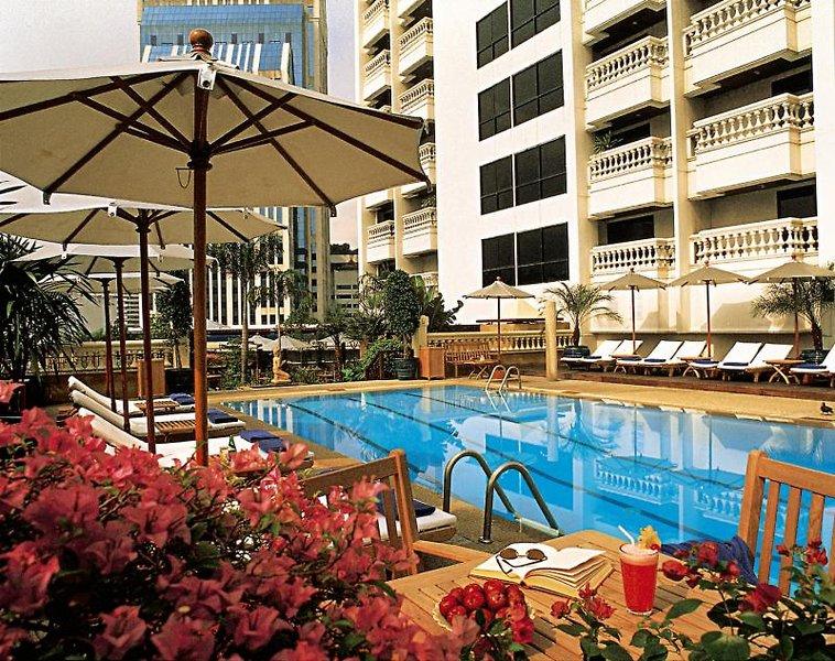 Boulevard Hotel Bangkok Pool