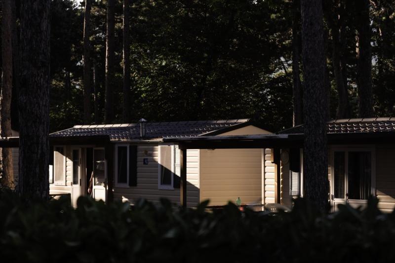 Camping Village Mare Pineta Baia Sistiana Terrasse
