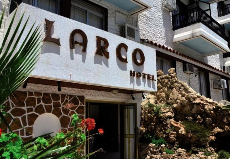 Larco Hotel & Apartment Außenaufnahme