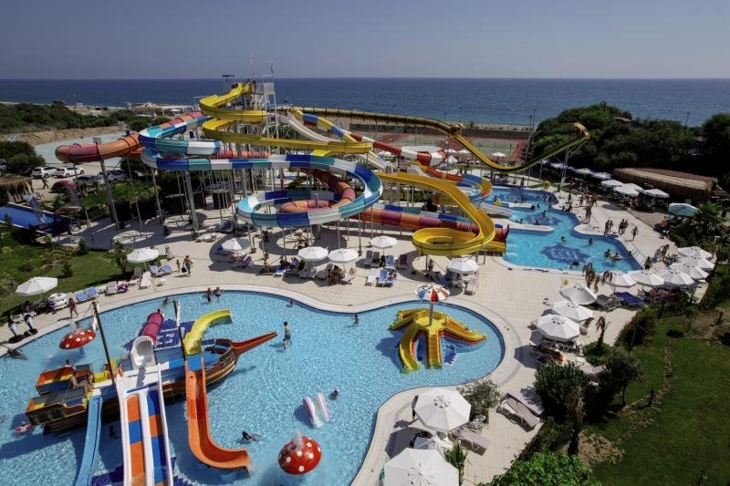 Nashira Resort Hotel & AQUA - SPA Pool