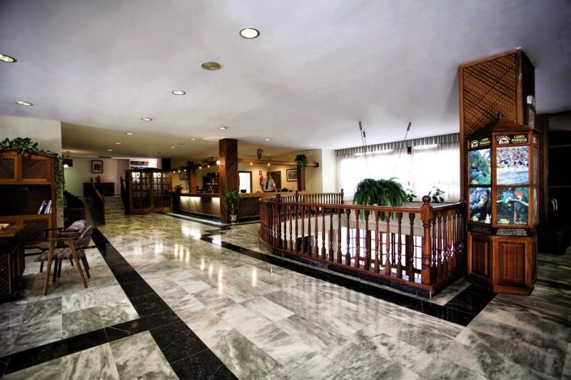 Apartements Be Smart Florida Plaza Lounge/Empfang