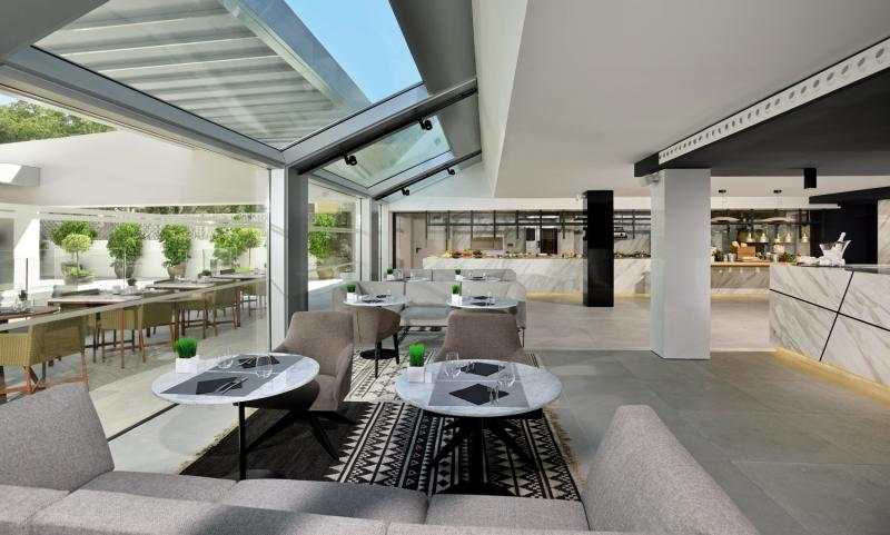 Innside Palma Bosque Lounge/Empfang