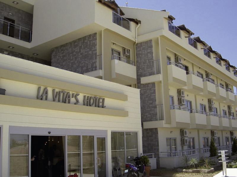 La Vitas Hotel Außenaufnahme