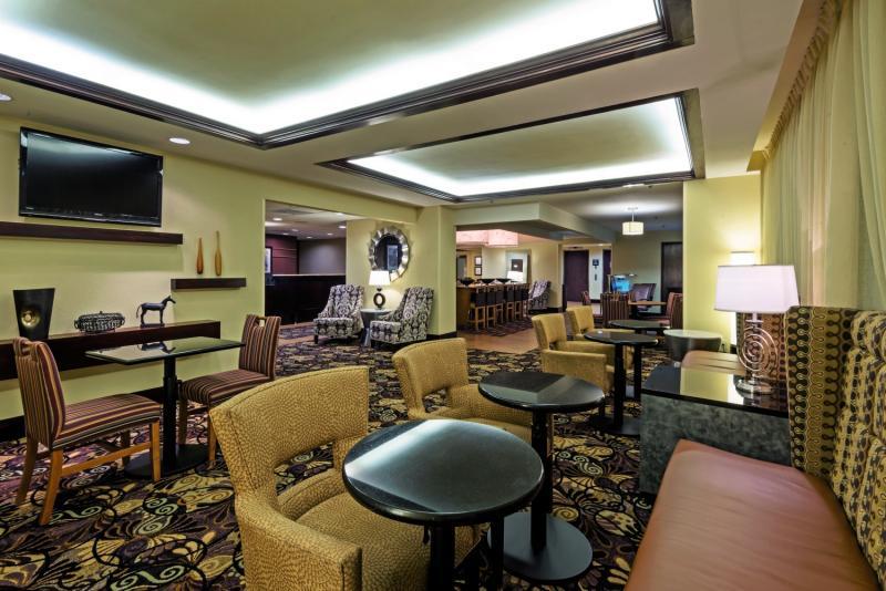 Hampton Inn Baton Rouge I-10 & College Drive Lounge/Empfang