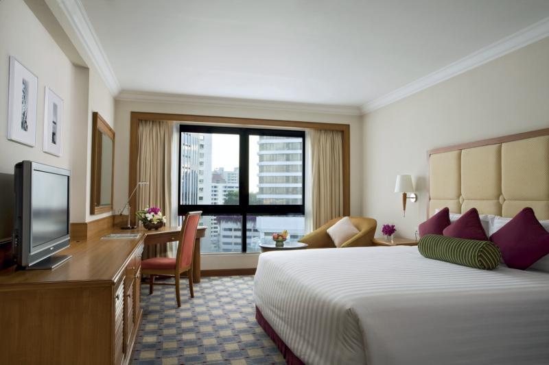 Boulevard Hotel Bangkok Wohnbeispiel