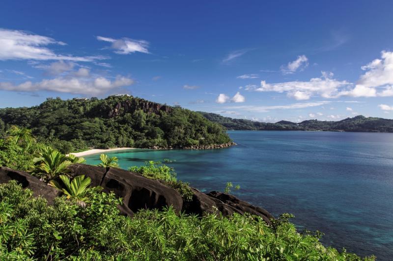 Maia Luxury Resort & Spa Landschaft