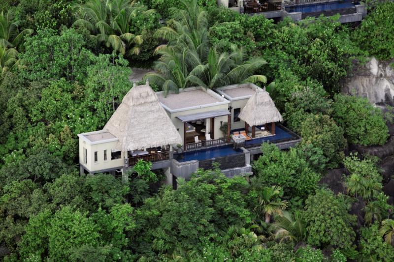 Maia Luxury Resort & Spa Garten