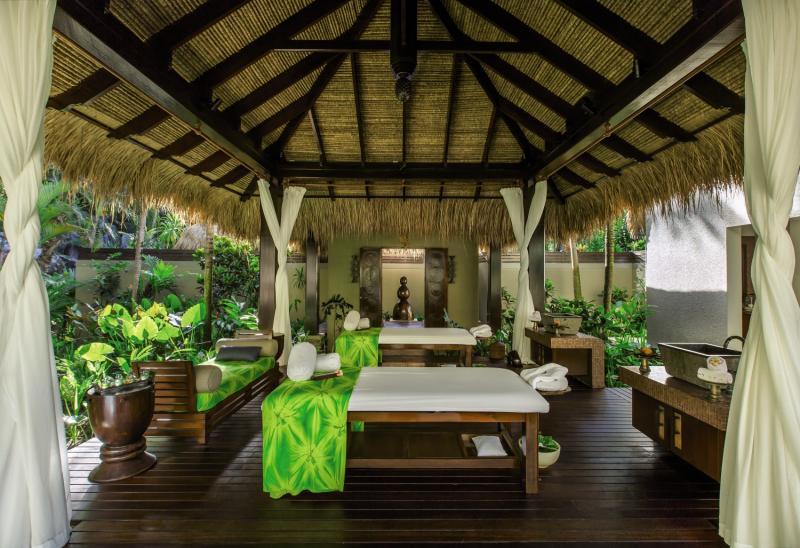 Maia Luxury Resort & Spa Terrasse