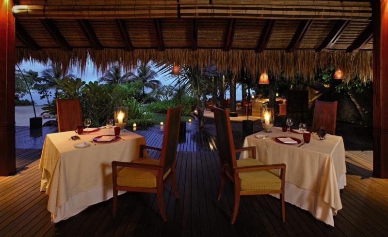 Maia Luxury Resort & Spa Restaurant