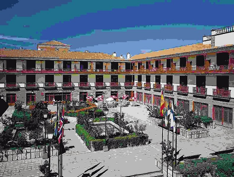 Apartements Be Smart Florida Plaza Außenaufnahme